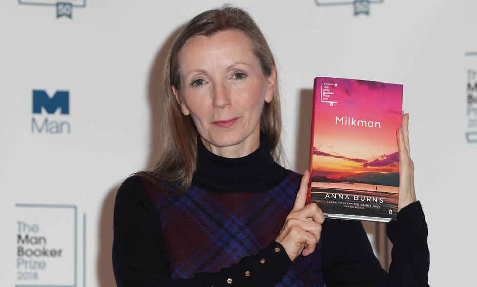 Anna Burns, escritora