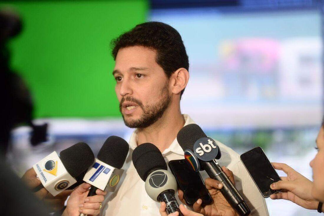 Secretário Antônio de Pádua