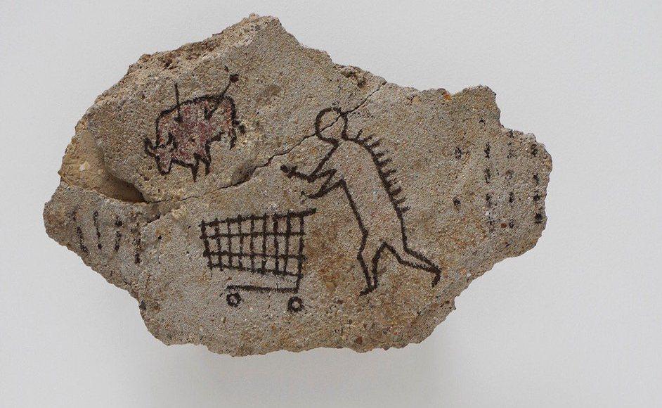 Banksy, no British Museum