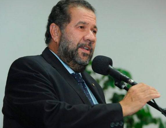 Presidente nacional do PDT, Carlos Lupi