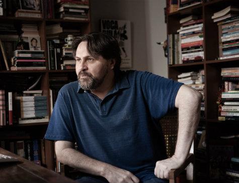 Escritor pernambucano Marcelino Freire