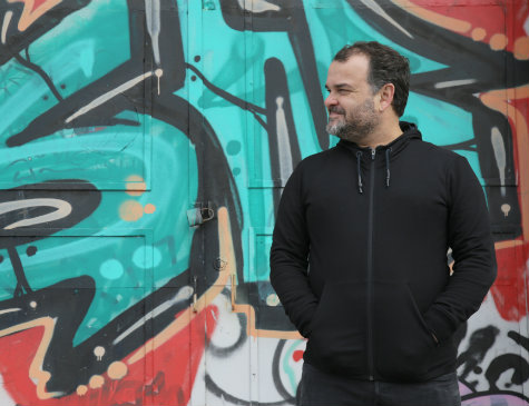 Escritor Álvaro Filho