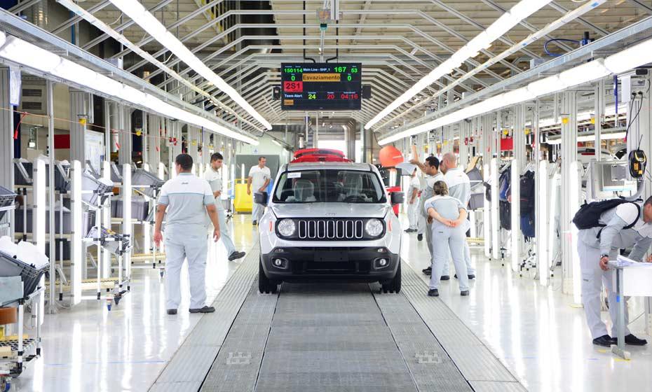 Fábrica da Jeep em Goiana