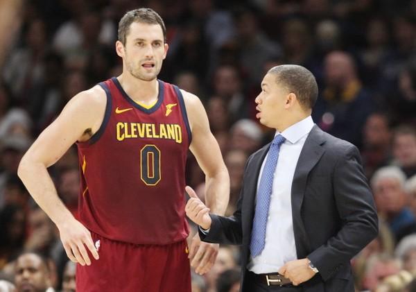 Tyronn foi demitido do comando do Cleveland Cavaliers