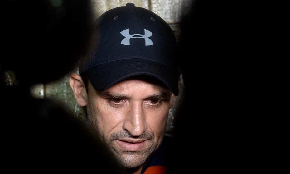 Magrão, goleiro do Sport