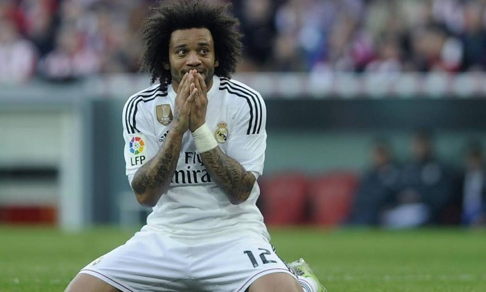 Marcelo, lateral do Real Madrid