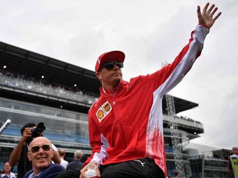 Kimi Raikkonen, piloto da Ferrari