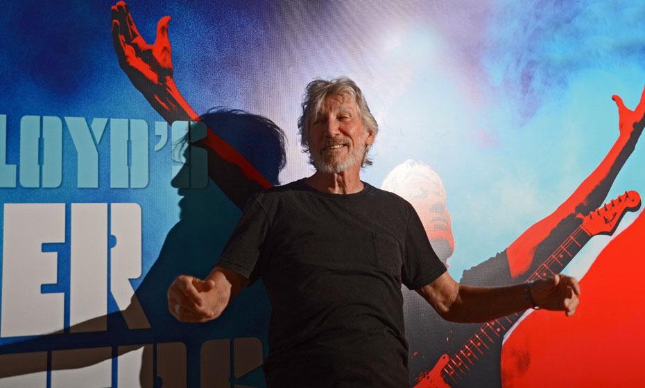 Roger Waters, ex-líder do Pink Floyd