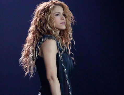 Shakira, cantora
