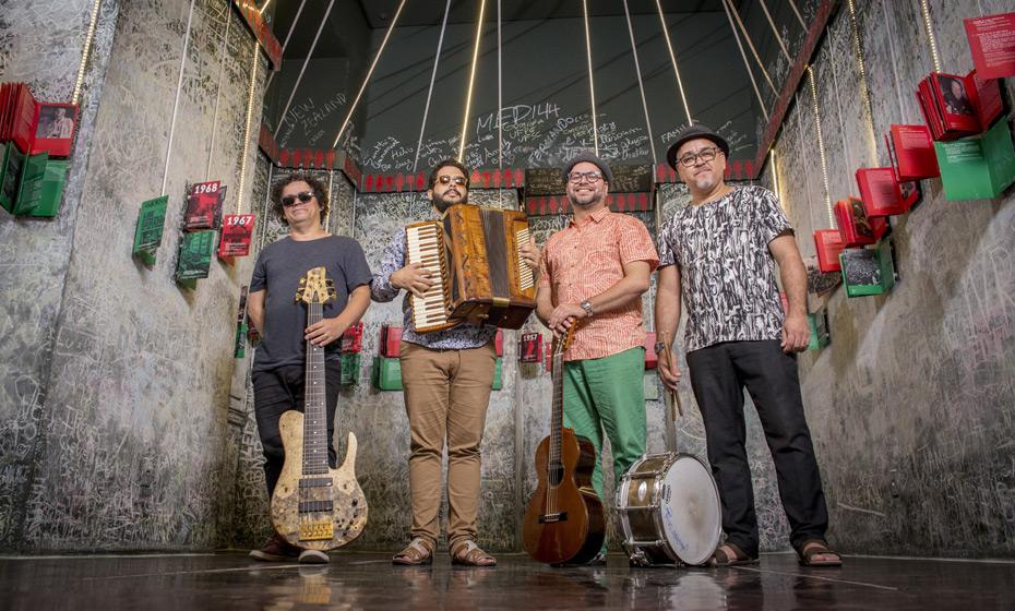 Quarteto Som de Madeira