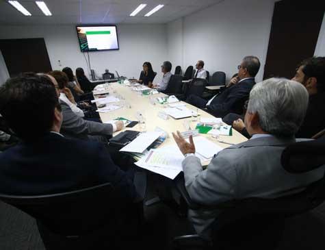 Reunião na Sudene