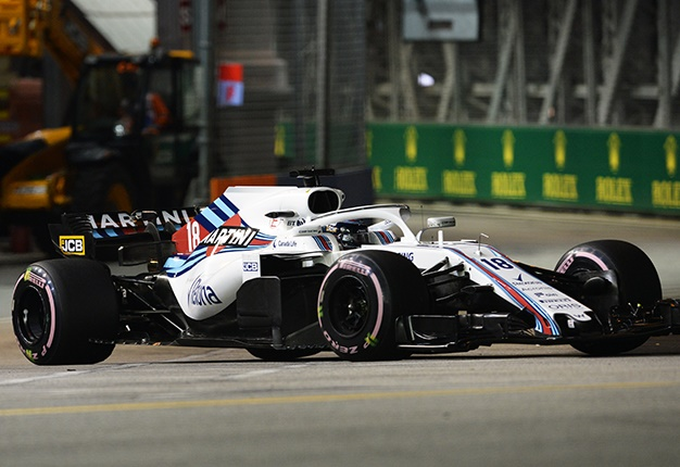 Williams de Stroll