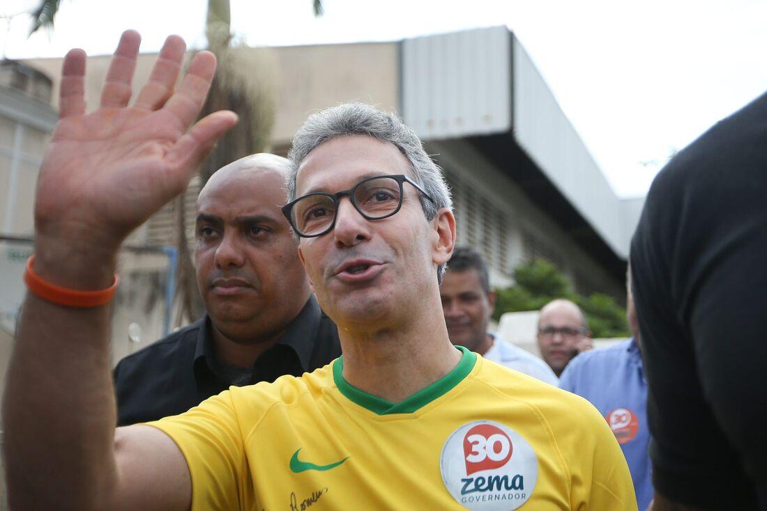 Romeu Zema (NOVO) é eleito o novo governador de Minas Gerais
