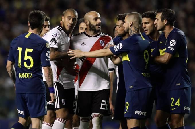 River x Boca será em Madri