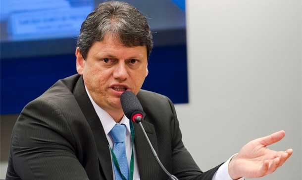 Ministro Tarcísio Gomes de Freitas