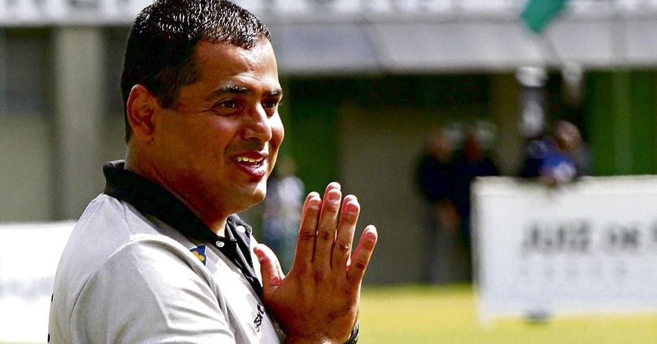 Leston Júnior conquistou o acesso à Série B pelo Tupi/MG, em 2015