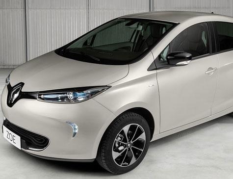 Renault Zoe é o primeiro carro 100% elétrico a ser vendido no Brasil