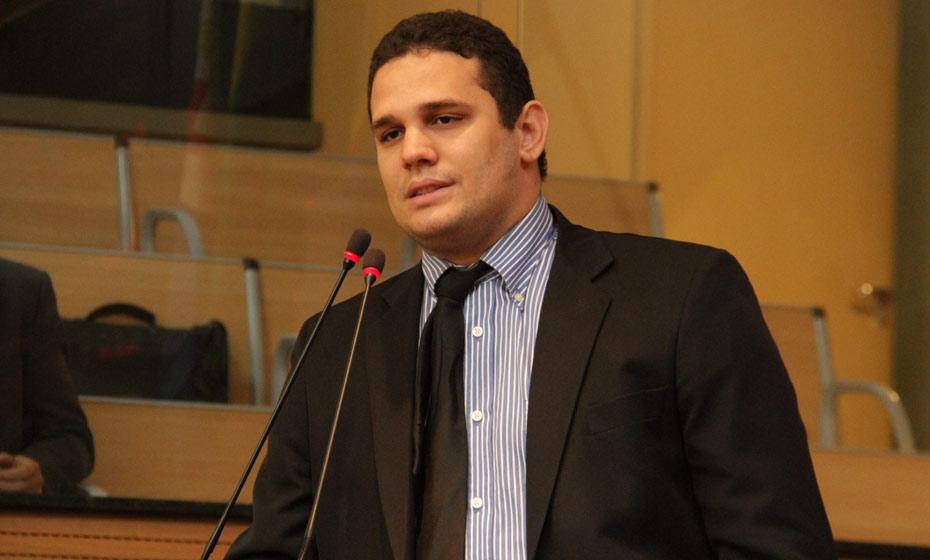 Eriberto Rafael é líder do Governo na Câmara do Recife e autor do projeto