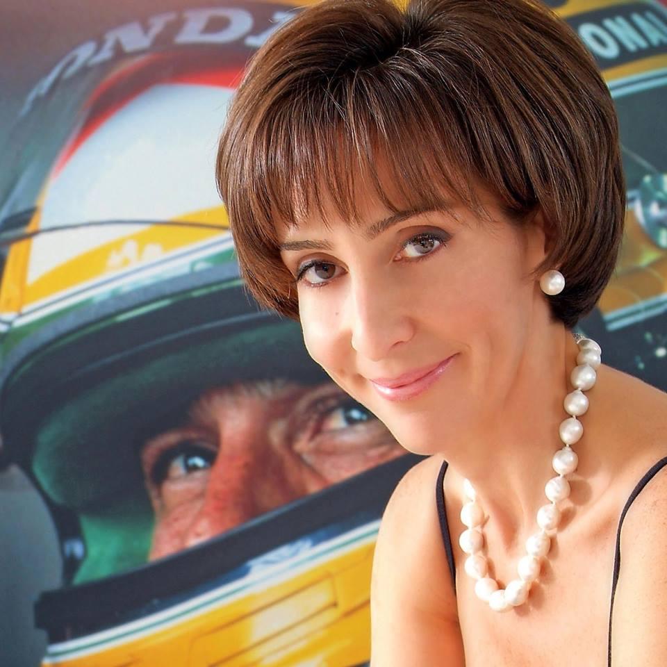 Viviane Senna, empresária