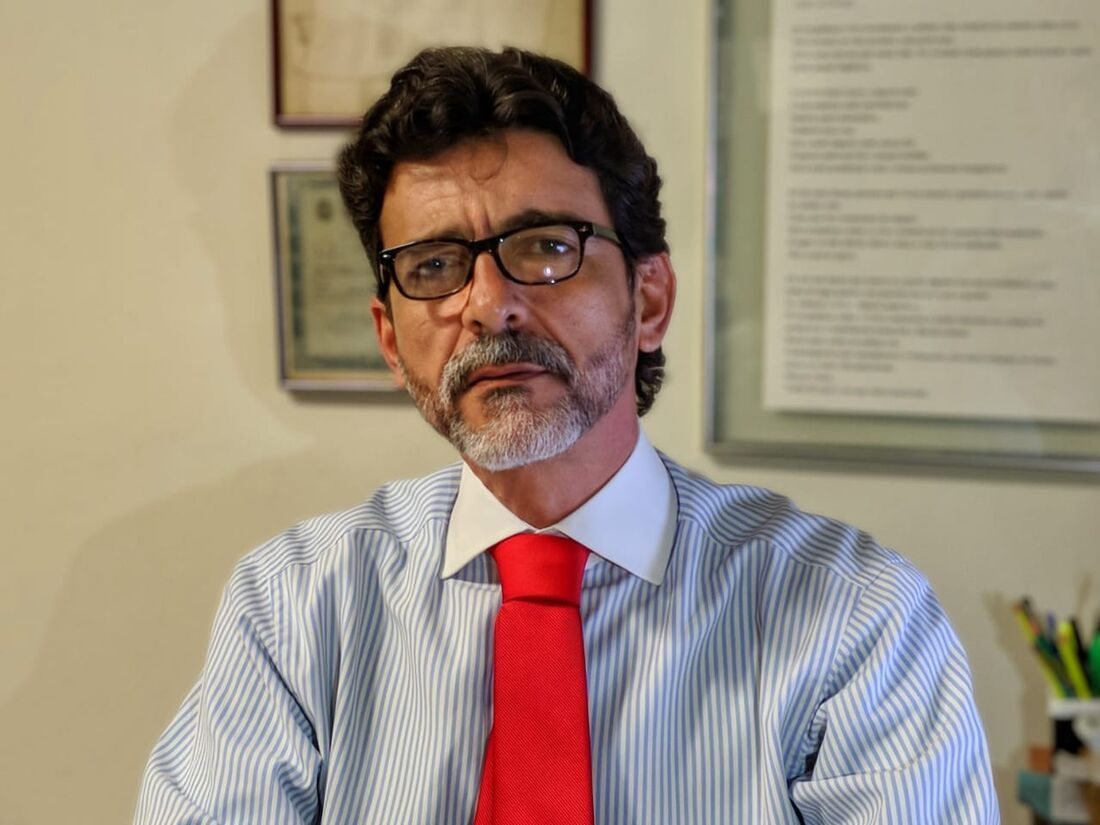 """Eduardo Carvalho, do movimento """"Uma Razão para Viver"""""""