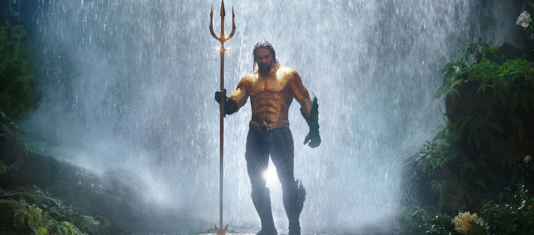 Cena de 'Aquaman'