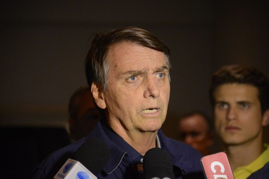 Presidente eleito Jair Bolsonaro