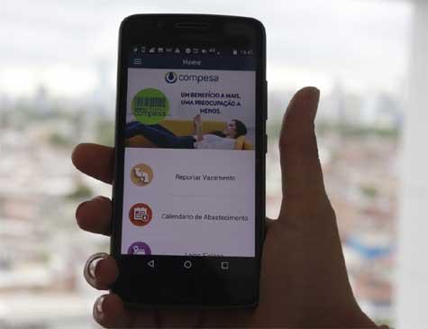 Compesa Mobile