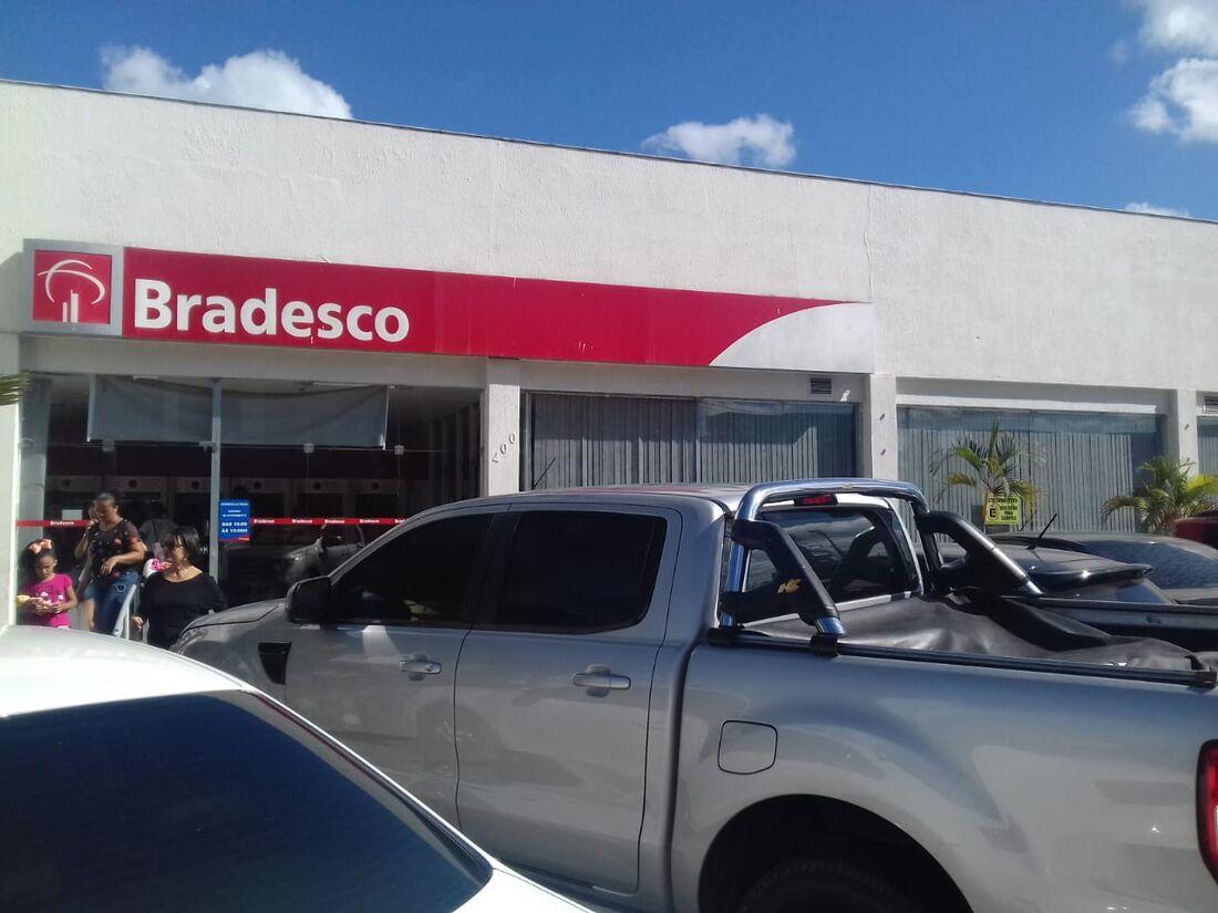Bradesco.