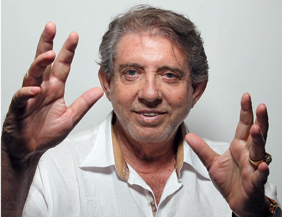 Médium João Teixeira de Faria, 76, conhecido como João de Deus