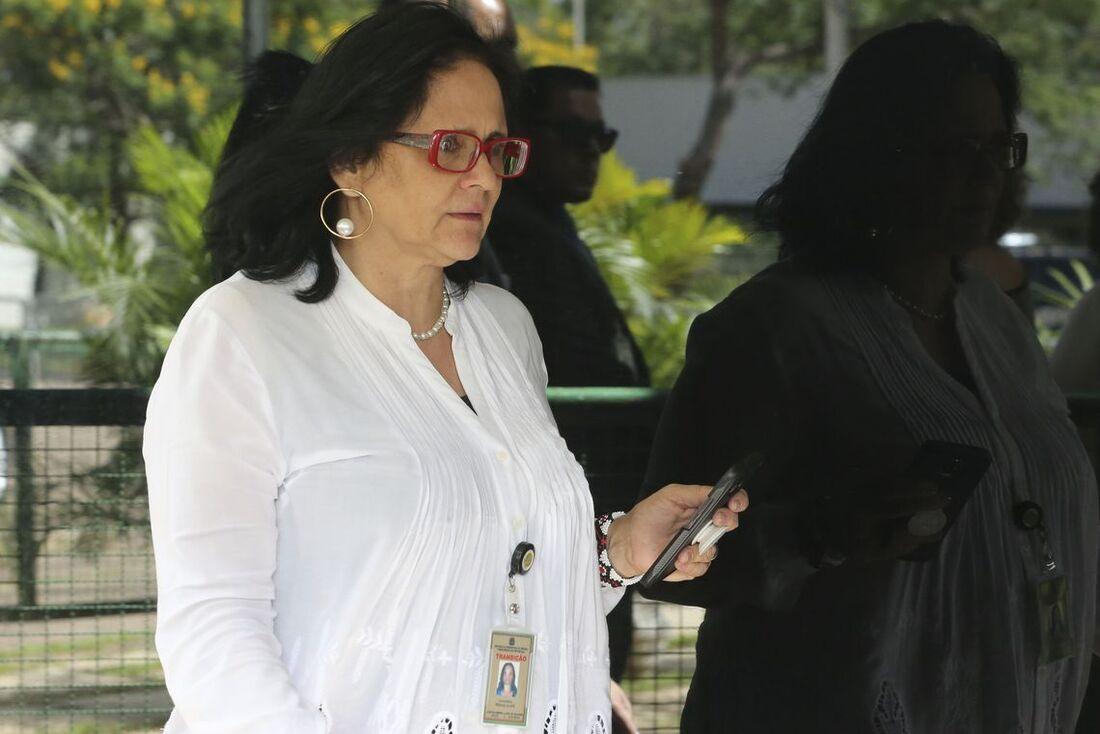 Ministra da Mulher, Família e dos Direitos Humanos