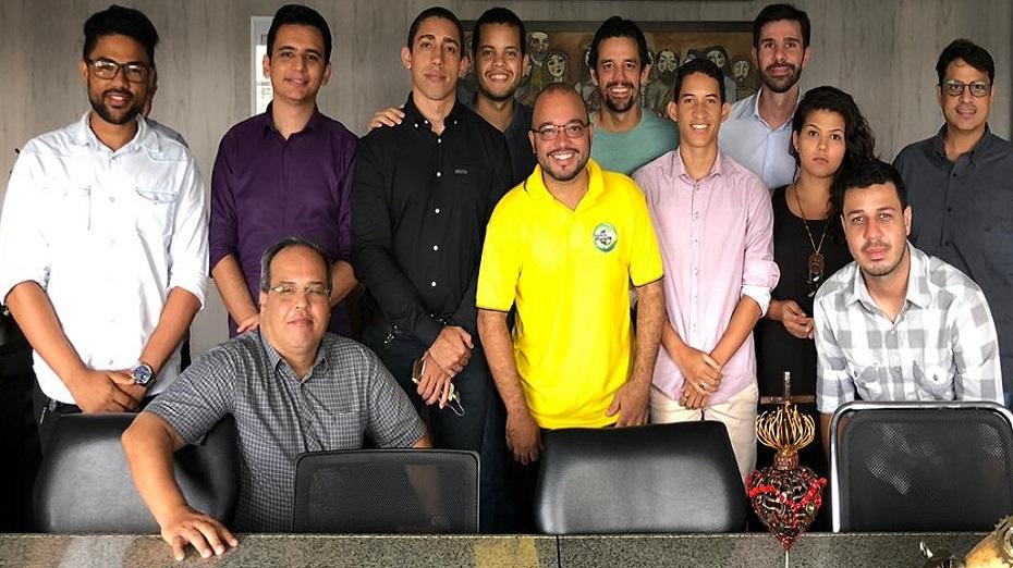 Daniel Coelho recebeu grupos ligados ao MBL, Movimento Endireita Pernambuco e Direita Pernambuco