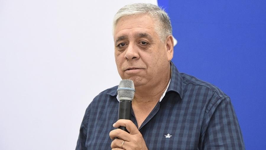 Professor Sérgio Roberto Ferreira