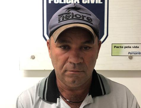 Entre os presos está Francisco Luiz de Souza, de 43 anos, apontado pela polícia como o provável executor do crime