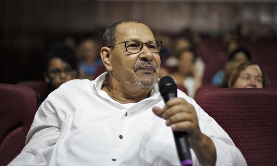 Germano Almeida, escritor cabo-verdiano