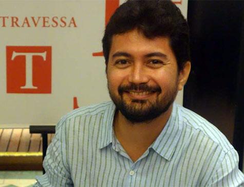 Marcelo Ikeda é pesquisador, crítico e curador