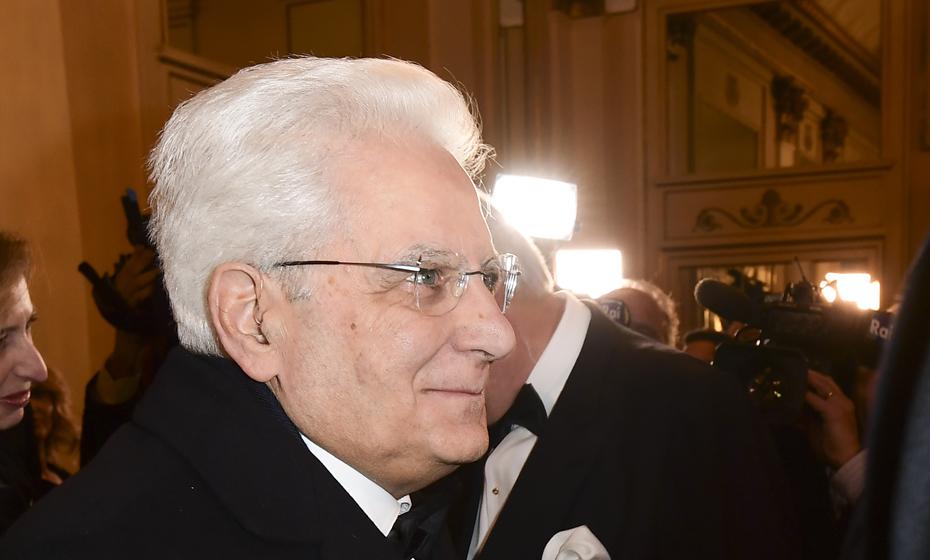 Presidente da Itália, Sergio Mattarella