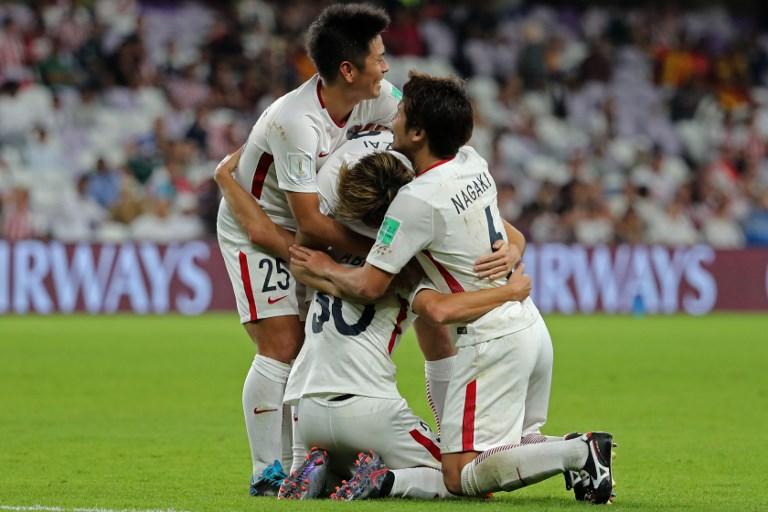 Kashima Antlers venceu o Chivas por 3x2