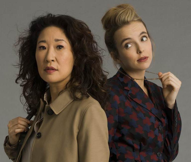"""Atriz Sandra Oh, de """"Grey's Anatomy"""", interpreta uma agente à procura de uma serial killer em """"Killing Eve"""""""