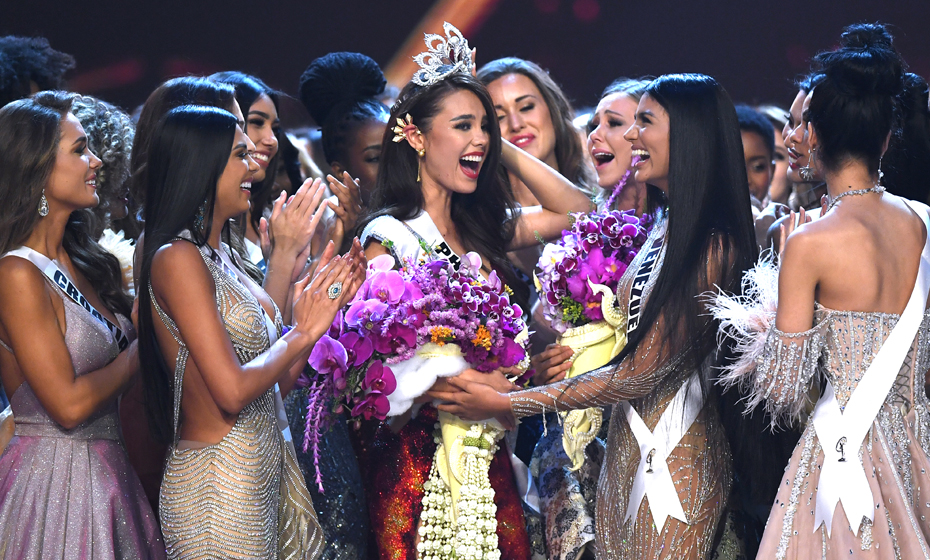 Filipina Catriona Gray é coroada miss Universo