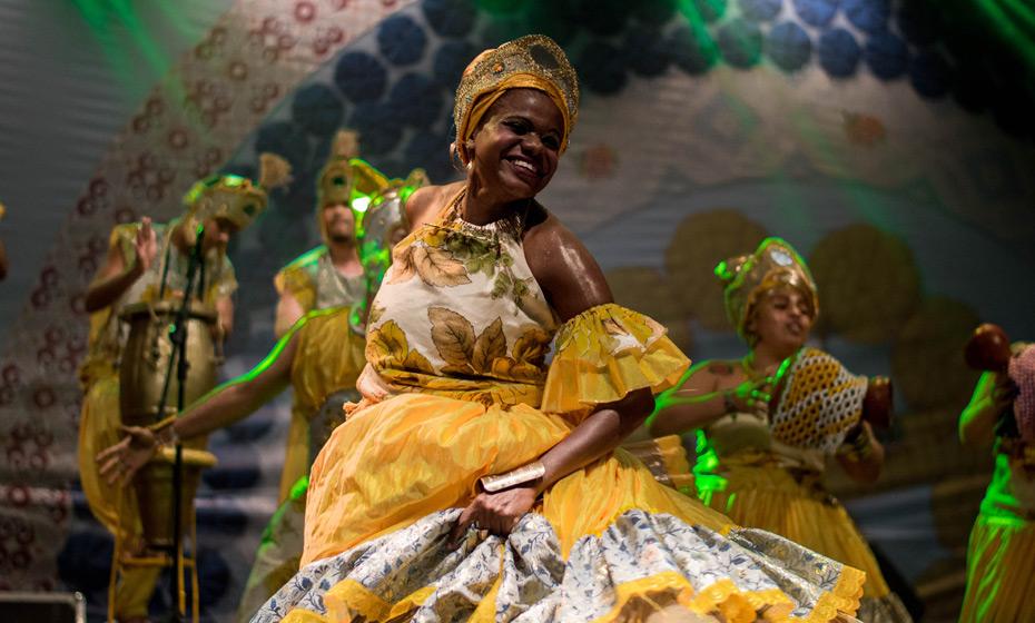 Grupo de cultura popular Afoxé Oxum Pandá