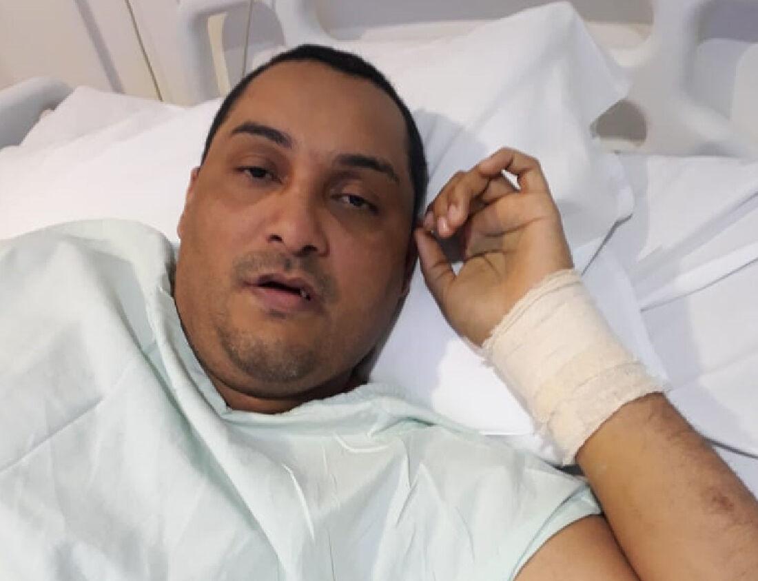 """""""Tchoka"""" fugiu da da Penitenciária de Segurança Máxima Romeu Gonçalves Abrantes, o PB1, em João Pessoa, em 9 de setembro"""