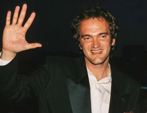 Cineasta Quentin Tarantino