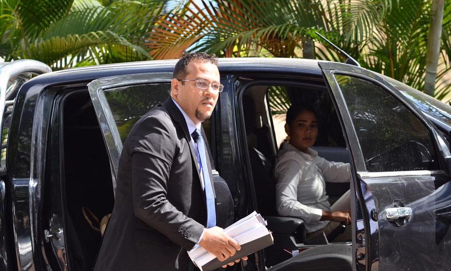 Rafael Nunes é advogado de defesa de Danilo e Jussara Paes