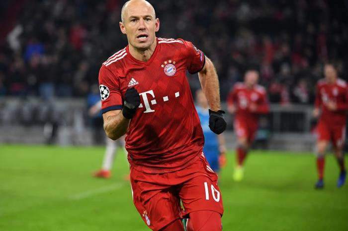 Robben chegou ao Bayern em 2009 e levantou 19 títulos com o gigante bávaro