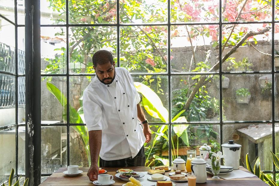 Chef Thiago das Chagas