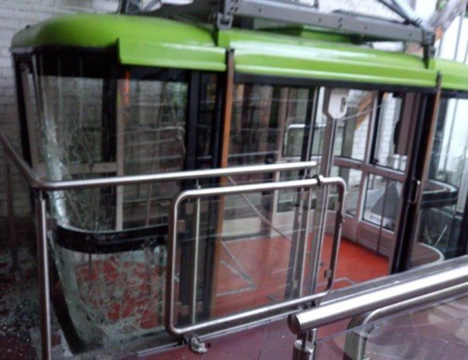 Teleférico em Bogotá, Colômbia