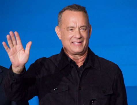 Ator Tom Hanks