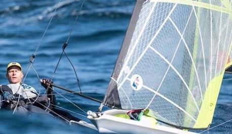 Robert Scheidt, astro da vela brasileira