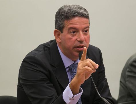 Líder do PP na Câmara, Arthur Lira (AL)