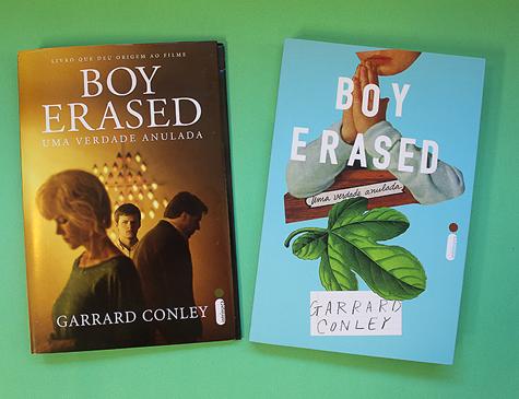 Boy Erased, do norte-americano Garrard Conley, foi lançado no Brasil neste mês